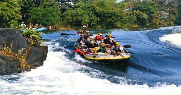 Dubare-Rafting