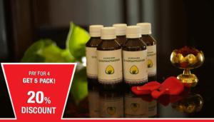 Best Selling Suvarnaprashana Drops to Children for Immunity Booster by Ayurdhama Ayurveda - 20% Offer