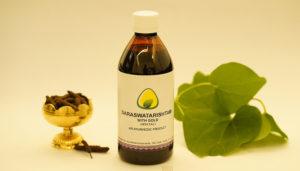 Ayurvedic Medicine - Saraswatharista by Ayurdhama Ayurveda