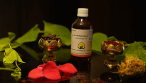Vata Massage Oil by Ayurdhama Ayurveda